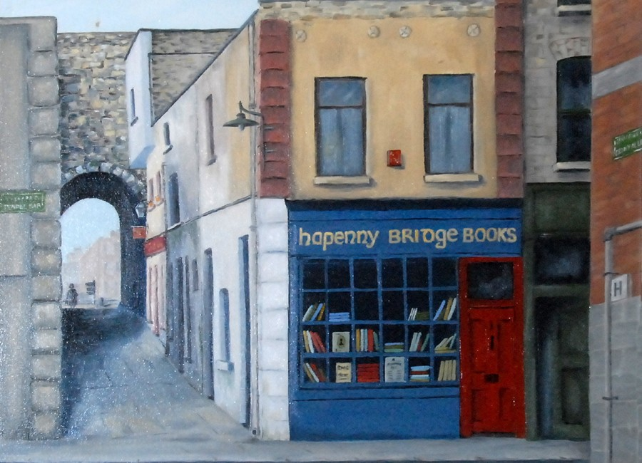 Ha'penny Bridge Books by Helen Mulkerns